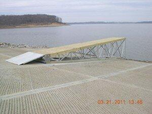 Boat Ramp at Elk Rock