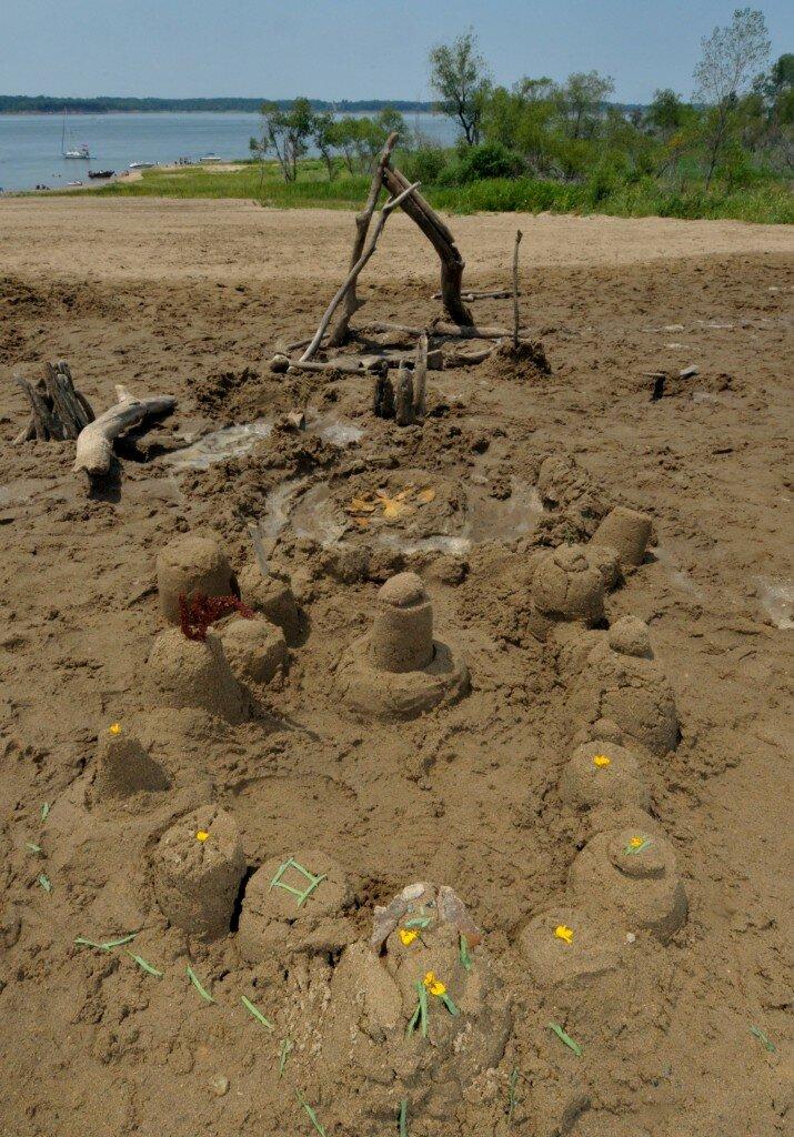 sand castles 4